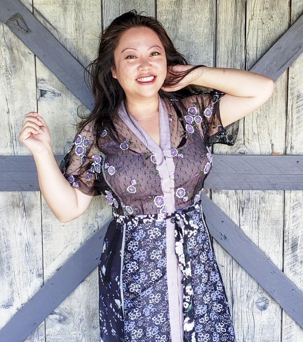 Mariana Leung Summer Dress-1